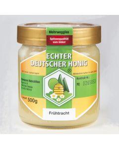 Honig, 500 g Frühtracht
