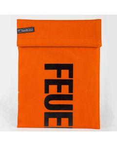 iPad-Tasche orange/Feuerwehr